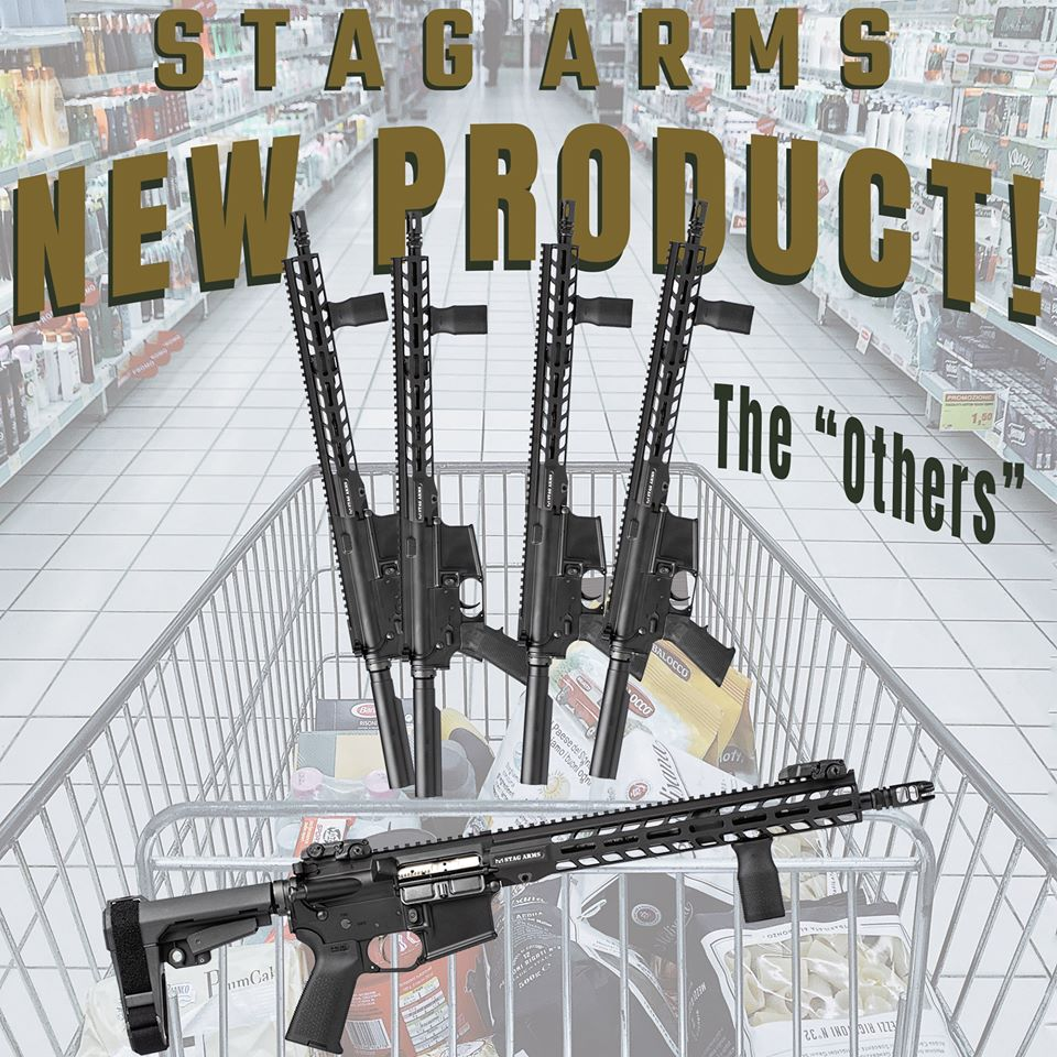 "STAG ARMS RELEASES THE ""OTHERS"" AR-15 PATTERN WEAPONS"