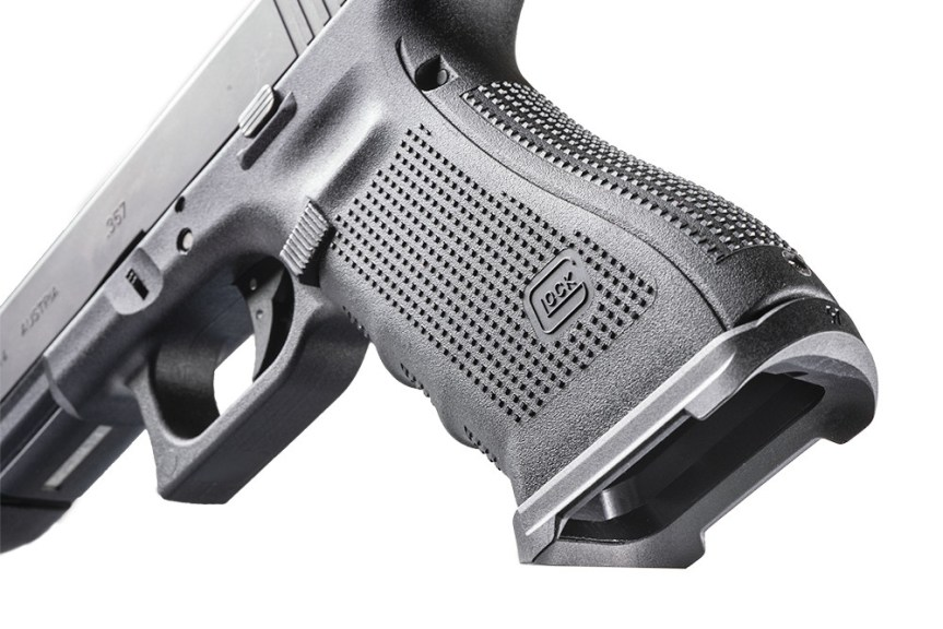 strike industires glock 17 gen 4 flaired magwell magazine well 2