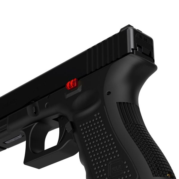 tyrant designs cnc glock extended slide release 4