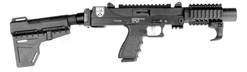 masterpiece arms mpa35dmg 9mm pistol mac 10 4