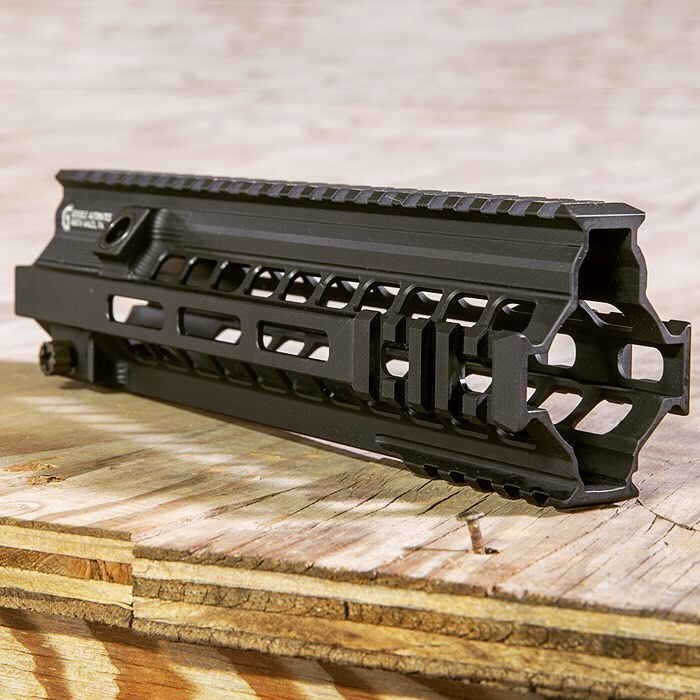 GEISSELE AUTOMATICS DEBUTS THE HK416 MK15 SUPER MODULAR RAIL