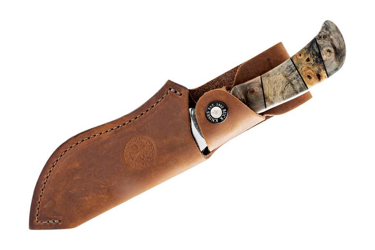 buck knives 495 ergo hunter fixed blade knife 0495bwslc-b 3