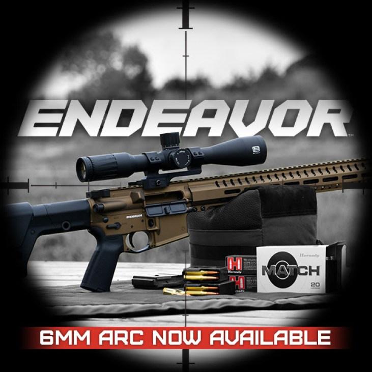 cmmg hornady 6mm arc resolute rifle 6mm arc bcg 1