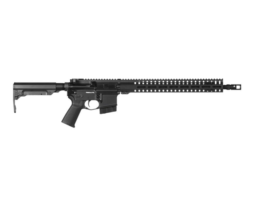 cmmg hornady 6mm arc resolute rifle 6mm arc bcg 3