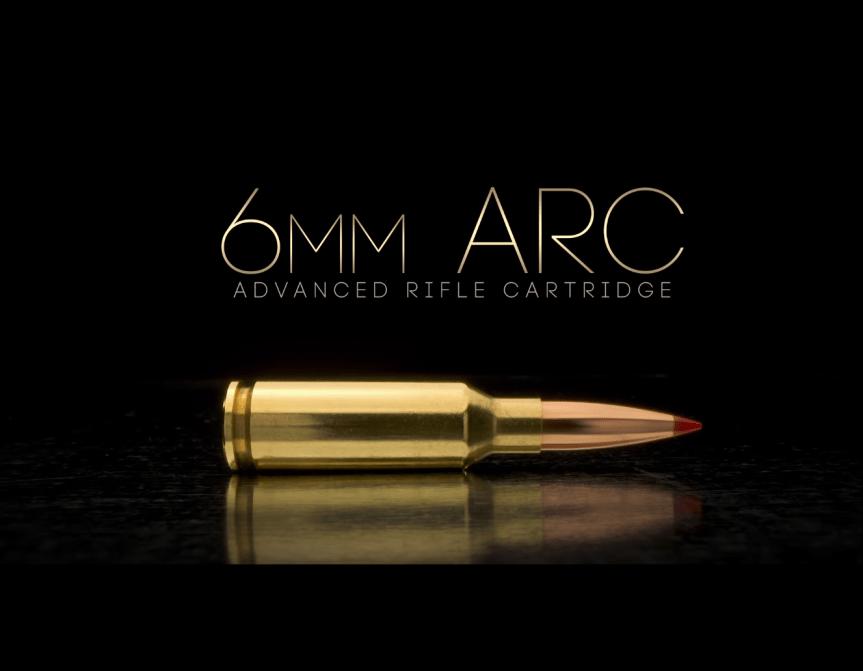 hornady mfg 6mm arc cartridge better than 6.5 grendel 1