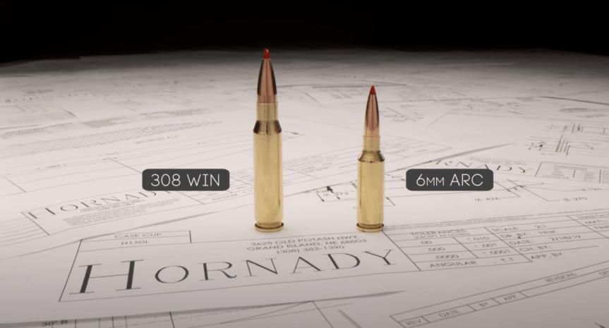 hornady mfg 6mm arc cartridge better than 6.5 grendel 2