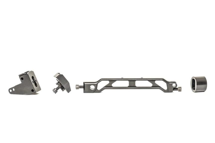 jmac customs ab-8r arm bar pistol brace ak brace folding picatinny stock mount 4
