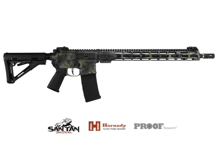 san tan tactical proof research stt-15-6arc hornady 6 arc 1