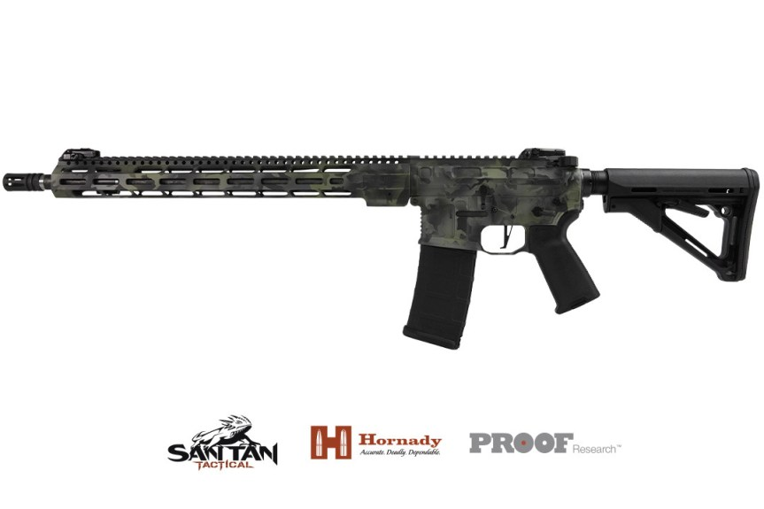 san tan tactical proof research stt-15-6arc hornady 6 arc 2