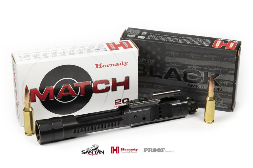 san tan tactical proof research stt-15-6arc hornady 6 arc 4