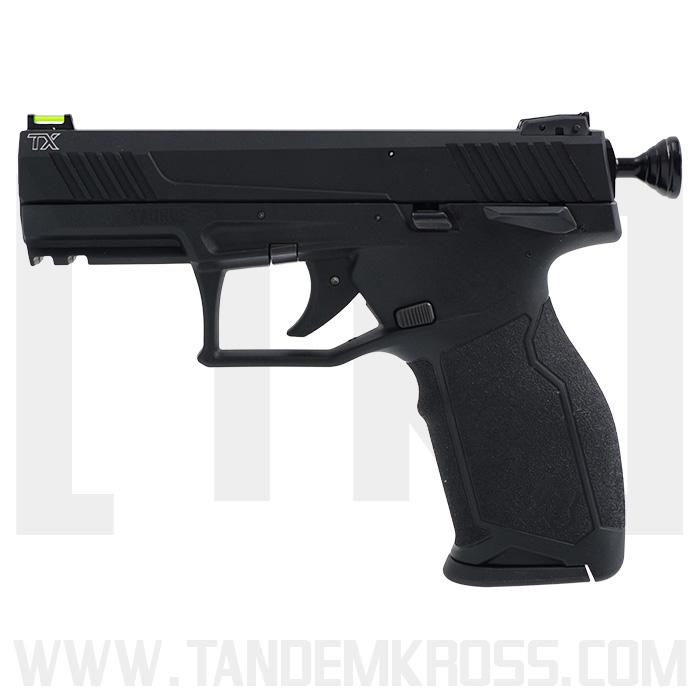 tandem kross taurus tx22 pistol challenger charging handle 22lr double stack 22 3