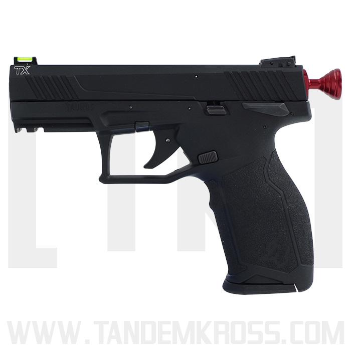 tandem kross taurus tx22 pistol challenger charging handle 22lr double stack 22 5