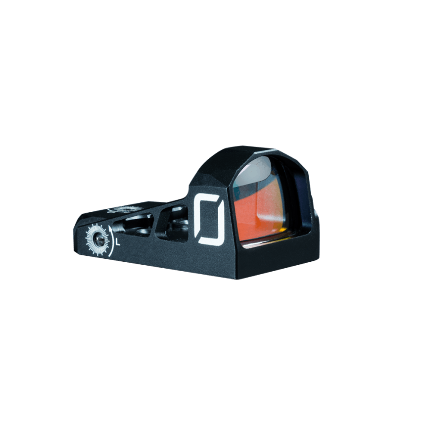 u.s. optics uso drs 2.0 red dot pistol slide cut custom slide red dot 1