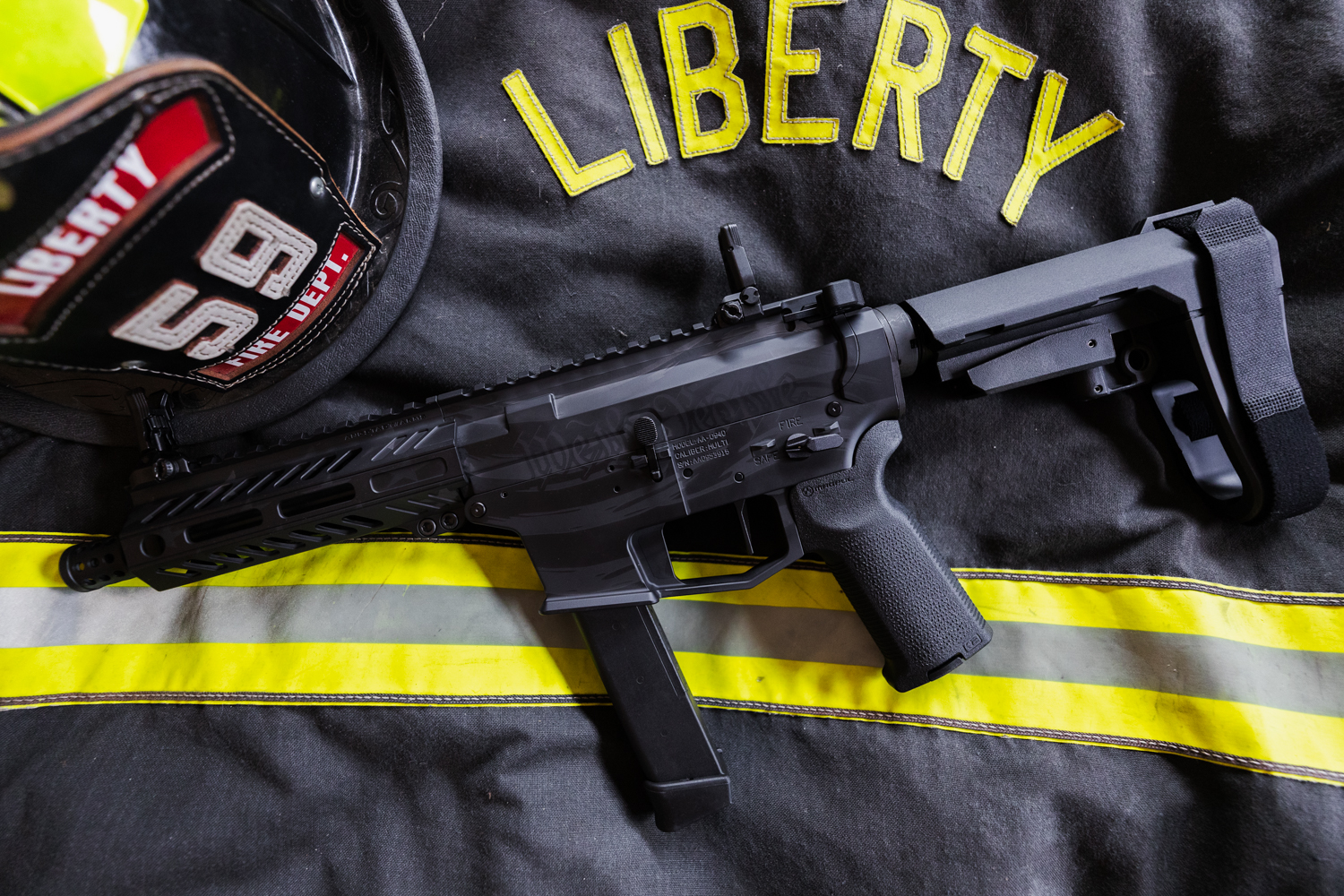 ANGSTADT ARMS RELEASES LIMITED EDITION WE THE PEOPLE UDP-9 PISTOL