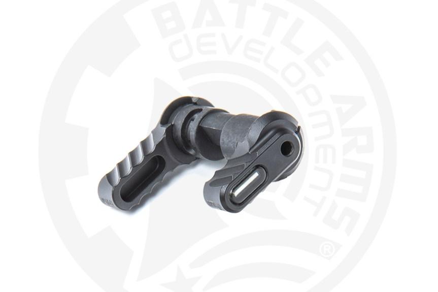 battle arms development bad-ass nite safety selector ar15 3