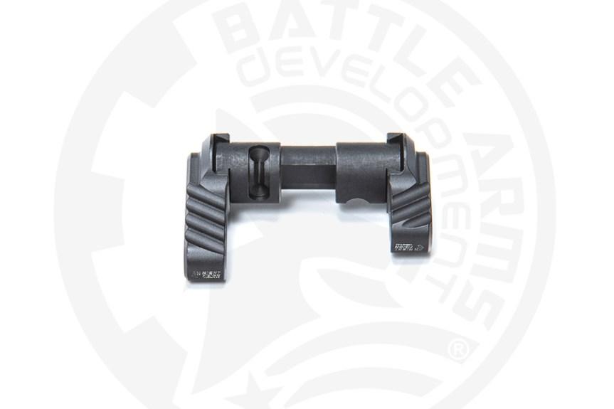 battle arms development bad-ass nite safety selector ar15 4
