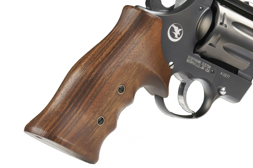nighthawk custom korth revolvers nxs 8 shot 357 magnum 9mm wheel gun 5