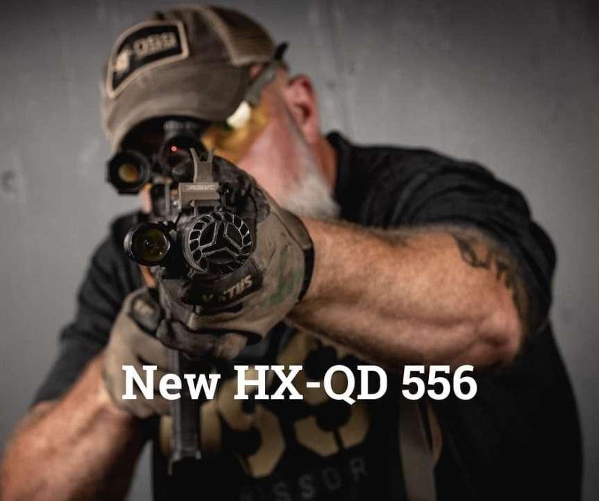 oss suppressors hx-qd silencers suppressors rifle can 4