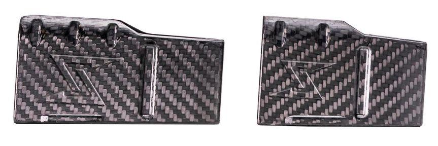 seekins precision havak carbon fiber magazines 6.5 prc long action light weigth magazines 3 round mags 1