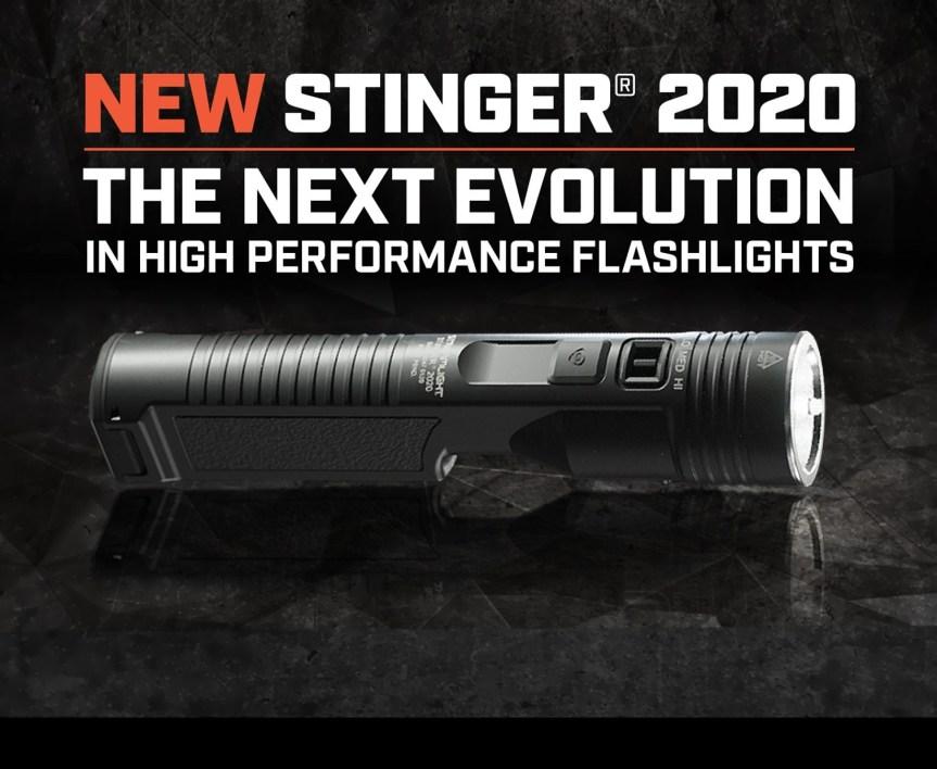 streamlightstinger 2020 flash light 2000 lumen sl-b26 battery az