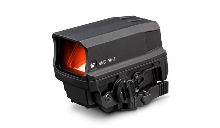 vortex optics amg uh-1 gen ii holographic weapon sight 4
