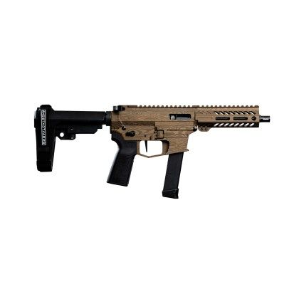 anstadt arms udp-9 ar-9 pistol pcc pistol caliber carbine 9mm