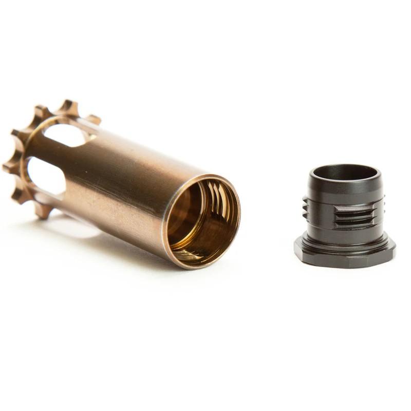 griffin armament cam-lok barrel adapters quick connect pistol suppressor quick detach can 3