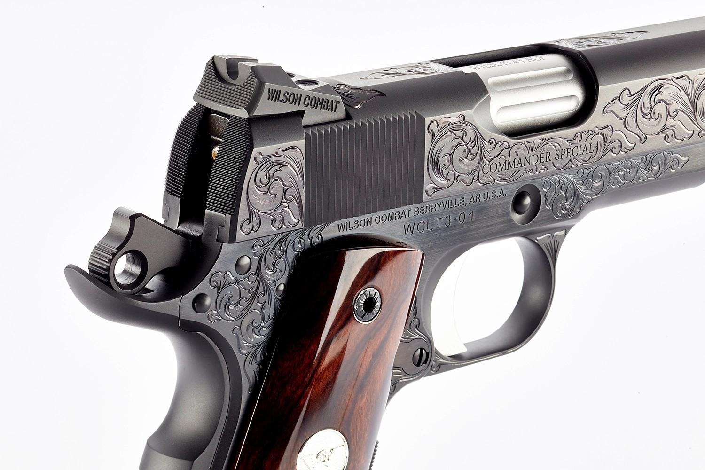 wilson combat limited ten series 3 1911 pistol 45 acp