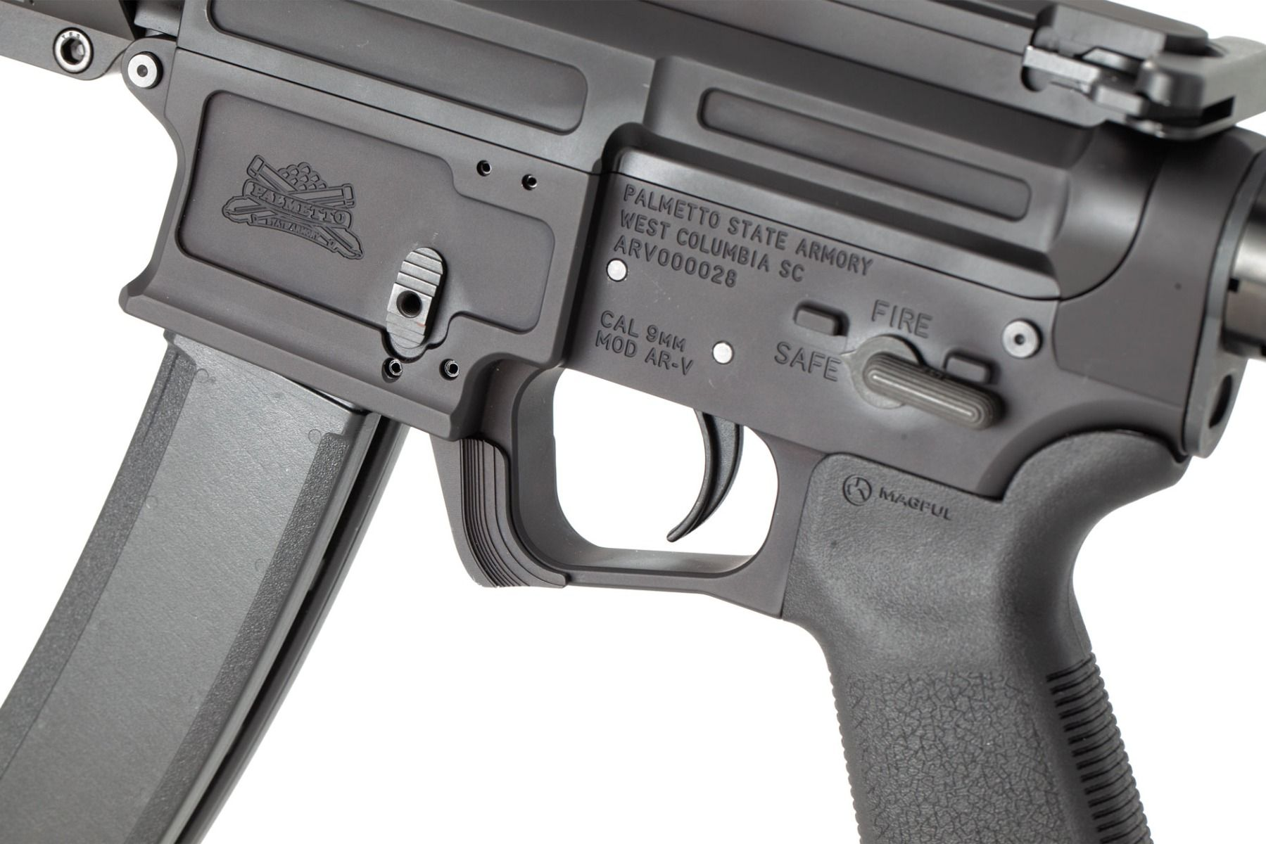 PALMETTO STATE ARMORY EXPANDS PCC OFFERINGS WITH THE NEW AR-V