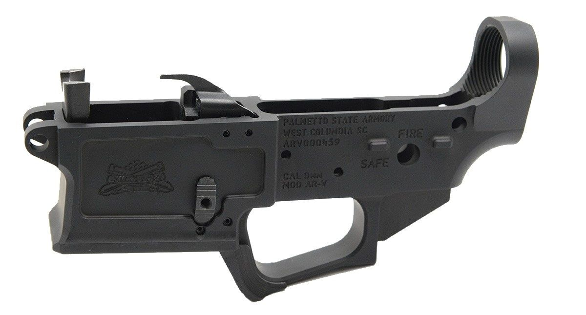 Palmetto state armory ar-v scorpion mags in ar-9 9mm akv mags in scorpion