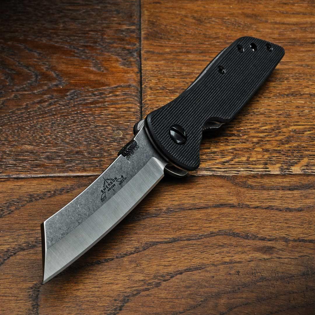 EMERSON KNIVES DEBUTS THE SIGNATURE SERIES CQC-17 FOLDER KNIFE