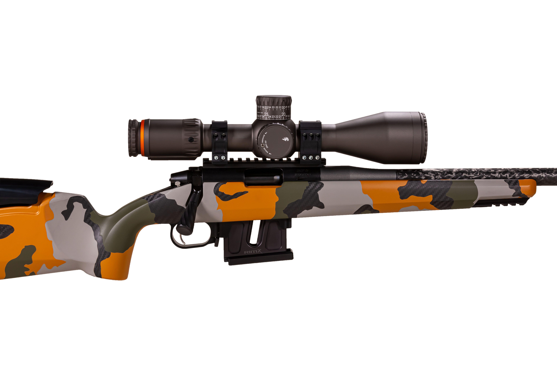 gunwerks magnus bolt action rifle 22lr rim reaper rifle