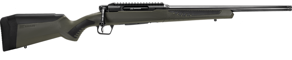 savage arms impulse straight pull bolt action rifle