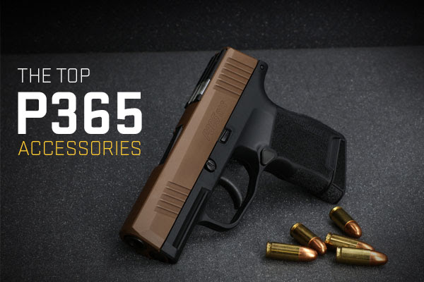 SIG SAUER EXPANDS ON P365 OFFERING WITH NEW COYOTE SAS SLIDES
