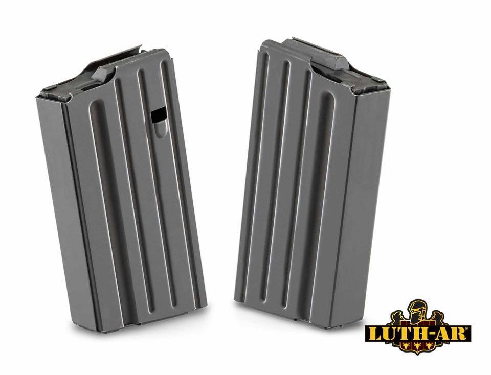 LUTH-AR ROLLS OUT 20 ROUND AR-10 PATTERN MAGAZINES