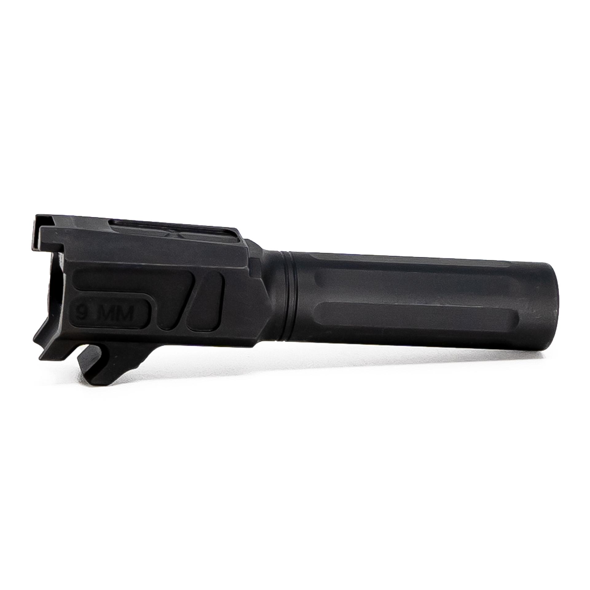 faxon firearms sig p365 p365xl match series barrels threaded barrel tin coated target crown