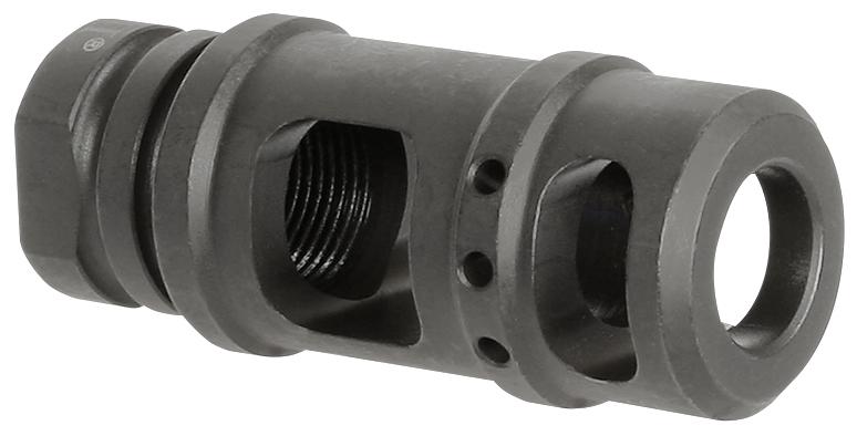 midwest industries two chamber muzzle brake 45-70 357 muzzle brake lever gun