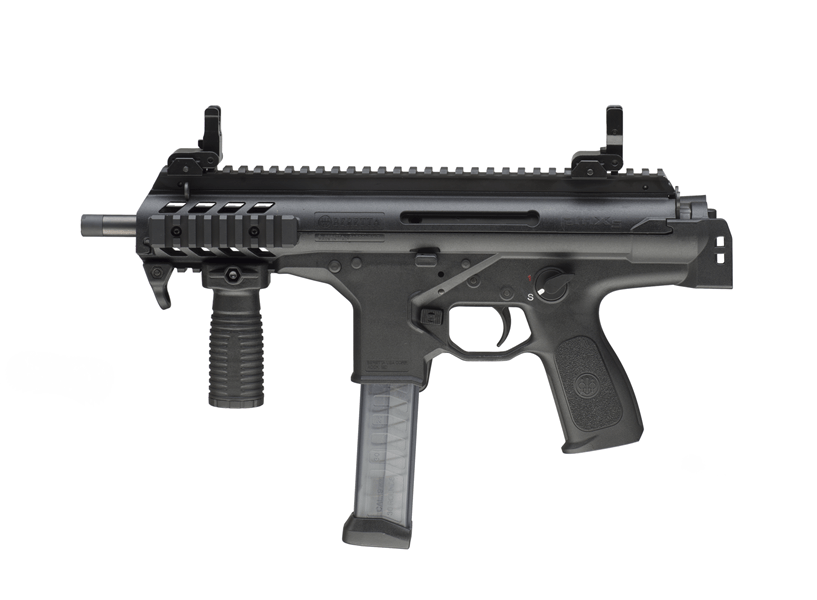 beretta pmxs sub gun submachine gun pistol caliber carbine