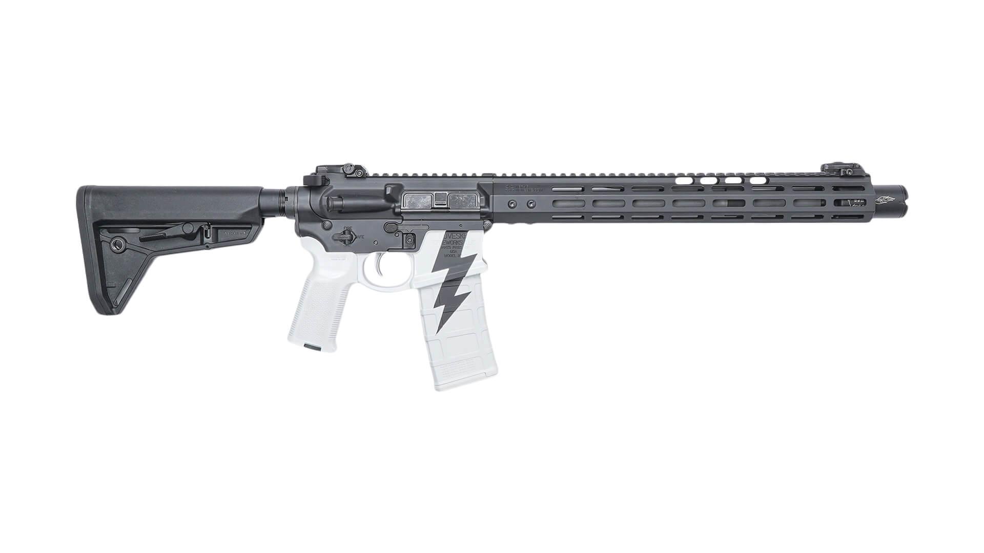 noveske rifleworks mark rust butcher infidel rifle ar-15 ar15