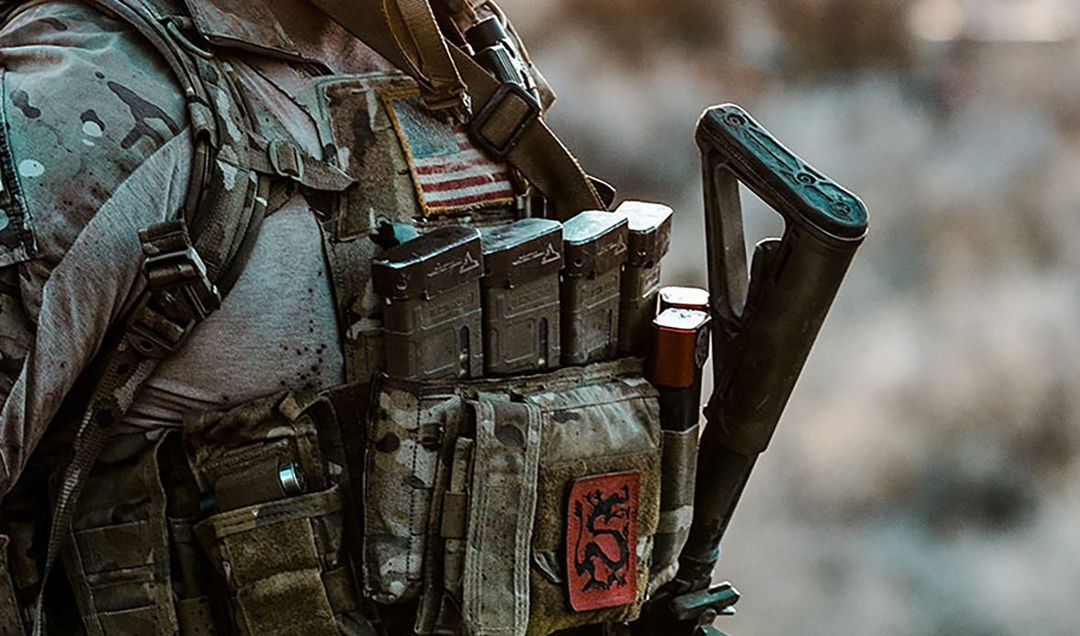 ronin tactics ronin assaulter chest rack chest rig combat tactical