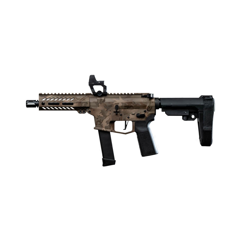 angstadt arms udp-9 midnight arid camo cerakote ar-9 ar9 9mm pistol caliber carbine pcc