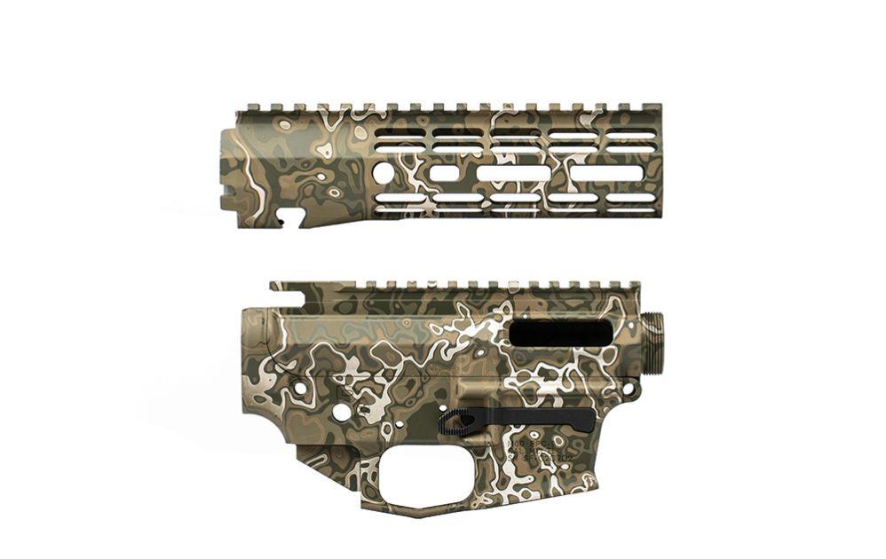 aero precision relv moab camo builder sets ar-15 ar15 ar-9 ar9 ar-10 nevada cerakote