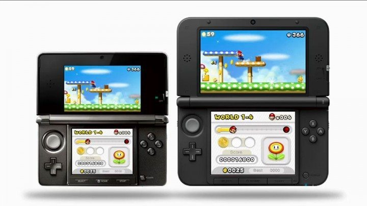 Nintendo 3DS XL coming in August