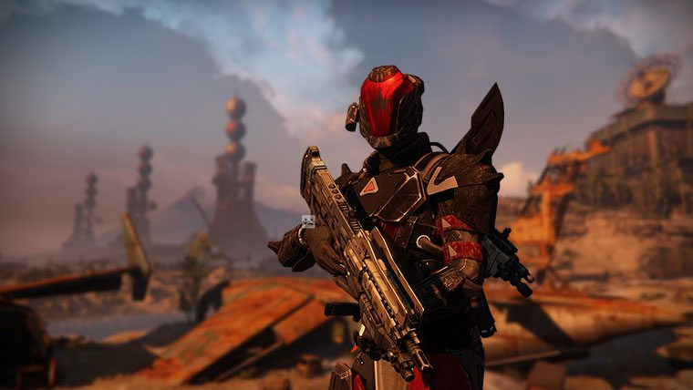 Bungie opens floodgates on Destiny story characters enemies planets and more  Attack of the