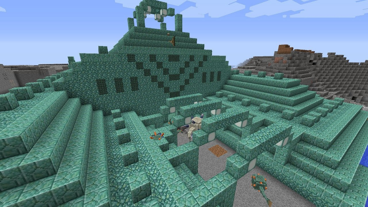 Minecrafts Biggest Update Ever Hits Today  Attack of the