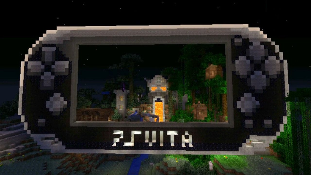 Minecraft PS Vita Edition Release Date Announced For