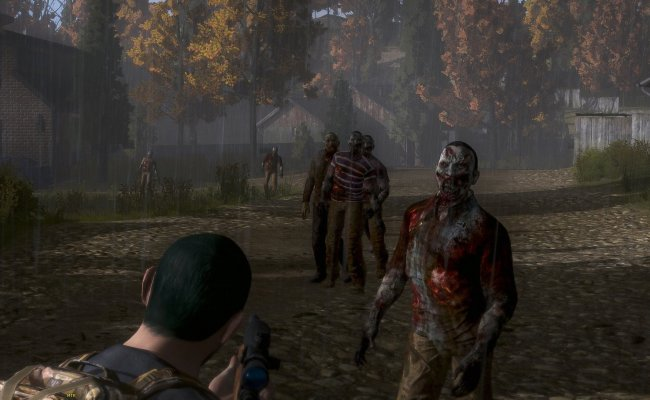 Zombie Survival Mmo H1z1 Coming To Ps4 After Pc Attack