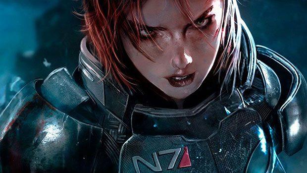 New Mass Effect 25 nhân vật nữ trong game được xem là truyền cảm hứng nhất