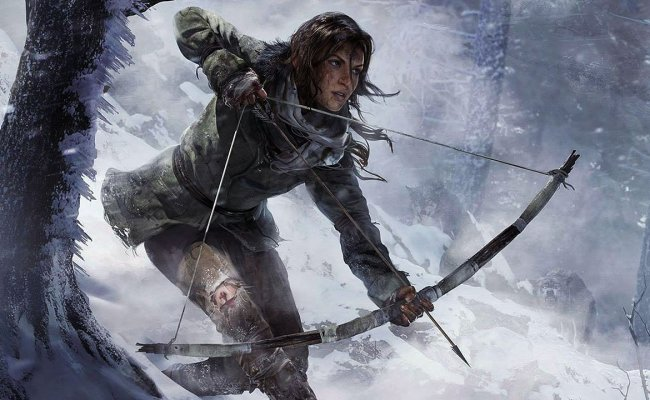 New Rise Of The Tomb Raider Update Patch Available On Xbox