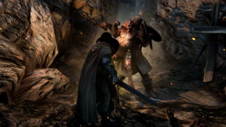 Dragons Dogma Dark Arisen PC Graphics Mod Already